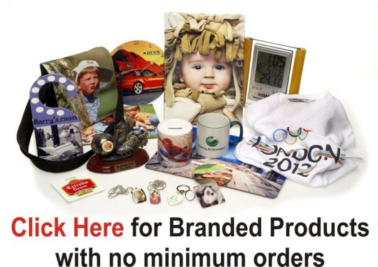 FDR Promotions: Personalised printed or embroidered fun T